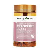 Viên uống Healthy Care Cranberry 25000mg 90 viên của Úc