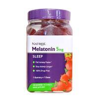 Kẹo dẻo ngủ ngon Gummies Melatonin 5mg 180 viên Natrol