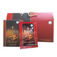 Nước hồng sâm 6 Years Woori Korean Red Ginseng 30 ...