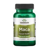 Viên uống Swanson Maca Sexual Health 500mg 60 viên của Mỹ