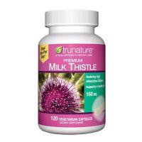 Viên uống bổ gan Trunature Premium Milk Thistle 12...