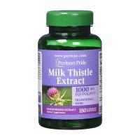 Thuốc bổ gan Milk Thistle Extract Puritan's Pride ...