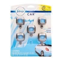 Set 5 lọ nước hoa xe hơi Car Febreze 5 x 2ml nhập ...