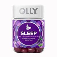 Kẹo dẻo hỗ trợ ngủ ngon Olly Sleep 50 Gummies Mỹ