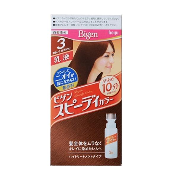 Thuốc nhuộm tóc Bigen của Nhật Bản 80g