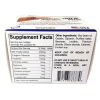 Viên uống bổ gan HB Arginmilk Plus Healthy Beauty 60 viên