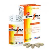 Vitamin tổng hợp cho nữ HB Once Daily Women's 100 viên Mỹ