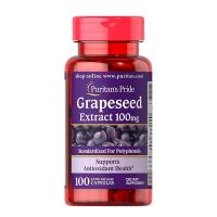 Viên Uống Đẹp Da Grapeseed Extract 100mg 100 Viên Của Mỹ