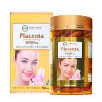 Nhau Thai Cừu Golden Health Placenta 50.000mg Của Úc