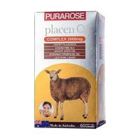 Nhau Thai Cừu Purarose Placen Q 3000mg 60 Viên Của...