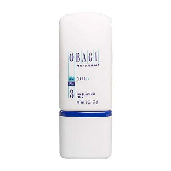 Kem dưỡng trắng chống lão hóa Obagi Nu-Derm Clear fx số 3