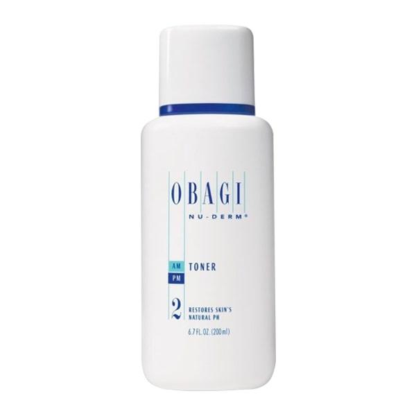 Nước hoa hồng Obagi Nu-Derm Toner 198ml cho mọi loại da