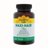Thuốc Mọc Tóc Trị Hói Đầu Maxi-Hair 5000 mcg 120 Viên