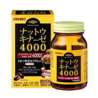Viên uống phòng ngừa đột quỵ Orihiro Nattokinase 4000FU