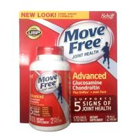 Move Free Advanced Schiff 170 Viên - Điều Trị Đau Khớp