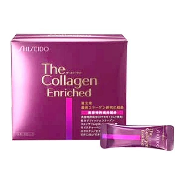 Shiseido Collagen Enriched Dạng Viên Của Nhật Bản