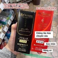 Serum nhau thai ngựa Re'senza Nhật Bản 60ml 2 màu đỏ - đen
