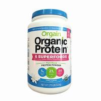Bột protein hữu cơ Orgain Organic Protein & Superfoods 1224g Mỹ