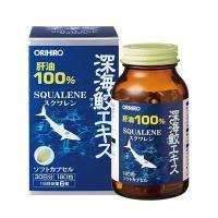 Sụn Vi Cá Squalene Orihiro 180 Viên Của Nhật