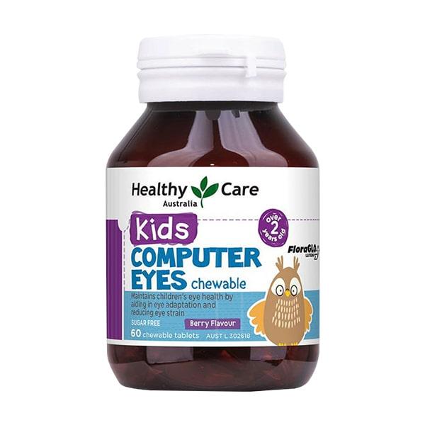 Viên bổ mắt cho bé Healthy Care Kids Computer Eyes 60 viên