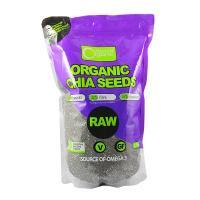 Hạt Chia Seed Organic Soda Foods Omega 3 Gói 1.5kg Của Úc