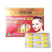 Nhau Thai Cừu Placenta Gold Plus 50000mg Của Costar