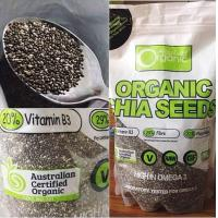 Hạt Chia Seeds Organic High In Omega 3 Của Úc