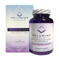 Viên Thuốc Uống Trắng Da Relumins Advance White 1650mg Của Mỹ