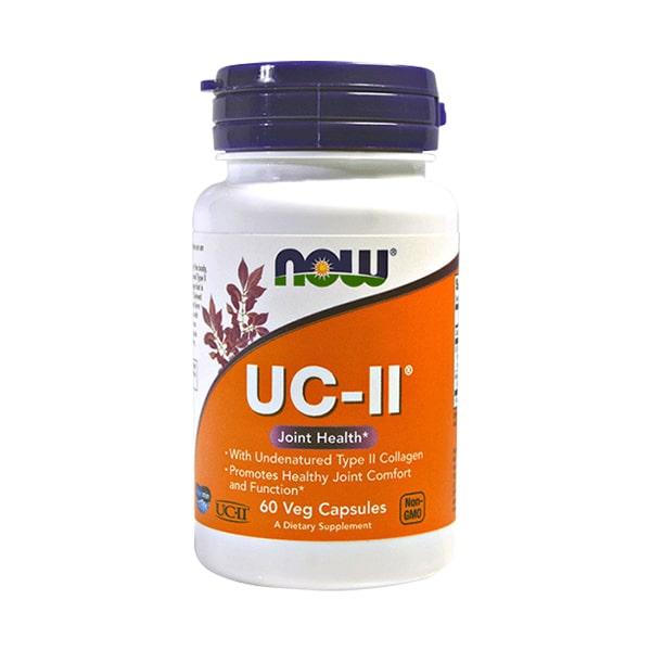 Viên uống hỗ trợ xương khớp Now UC-II Collagen Type II của Mỹ
