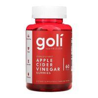 Kẹo dẻo giấm táo Goli Apple Cider Vinegar Gummies 60 viên