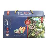 Nước uống giải độc gan hồng sâm Red Ginseng Orient...