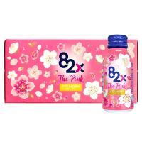 Nước uống 82x The Pink Collagen hộp 10 chai x 100ml Nhật