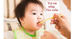 Trẻ em bao nhiêu tuổi được uống tảo xoắn Nhật Bản?