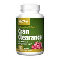 Viên uống hỗ trợ tiết niệu Jarrow Cran Clearance 100 viên Mỹ