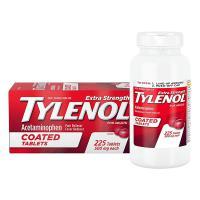 Viên uống giảm đau Tylenol Extra Strength Coated Tablets 225v