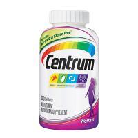 Vitamin tổng hợp Centrum cho nữ dưới 50 Multivitamin 200 viên