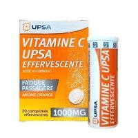 Viên sủi Vitamine C UPSA Effervescente 1000mg của Pháp