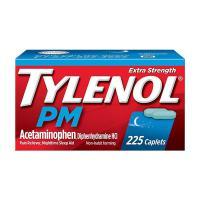 Viên uống giảm đau Tylenol PM Extra Strength ban đ...