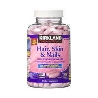 Thuốc Chống Rụng Tóc Hair Skin Nail Kirkland 240 V...