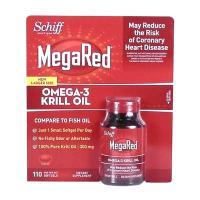 Schiff MegaRed Omega 3 Krill Oil 110 Viên Của Mỹ