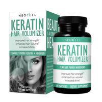 NeoCell Collagen Keratin Hair Volumizer Hộp 60 Viên Của Mỹ