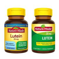 Viên Uống Bổ Mắt Lutein 20mg Nature Made Của Mỹ