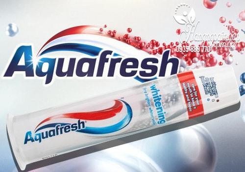 Kem đánh trắng răng Aquafresh Whitening 100ml của Mỹ