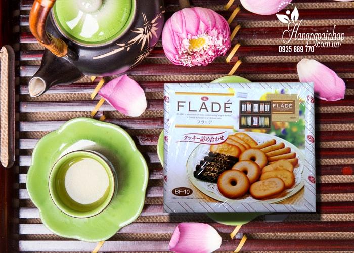 Bánh quy kẹp kem YBC Flade BF-10