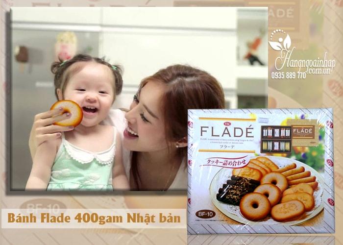 Bánh quy kẹp kem YBC Flade BF-10 của Nhật