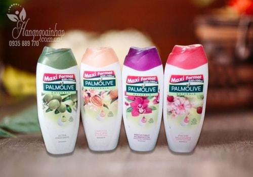 Sữa tắm Palmolive Naturals 750ml của Đức - Cung cấp độ ẩm cho da