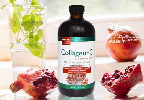 COLLAGEN+C-POMEGRANATE-Liquid-16-Oz-chiet-xuat-tu-qua-Luu