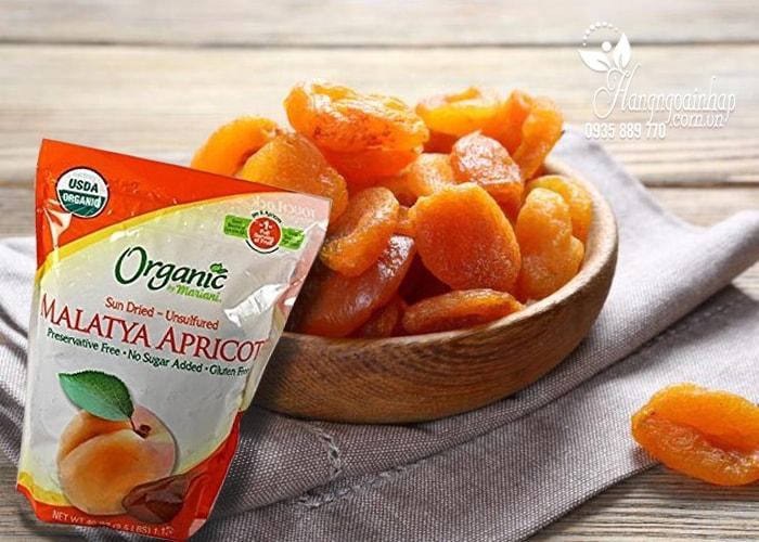 Quả mơ sấy khô Organic Malatya Apricots 1,13kg