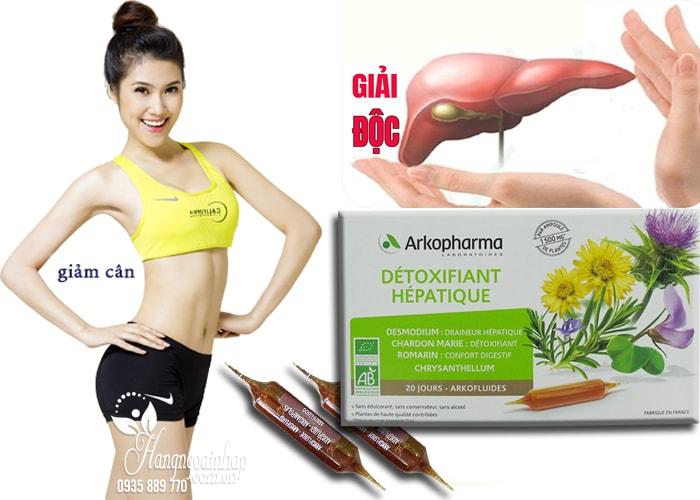 Thuốc thải độc gan Arkopharma Detoxifiant Hepatique của pháp