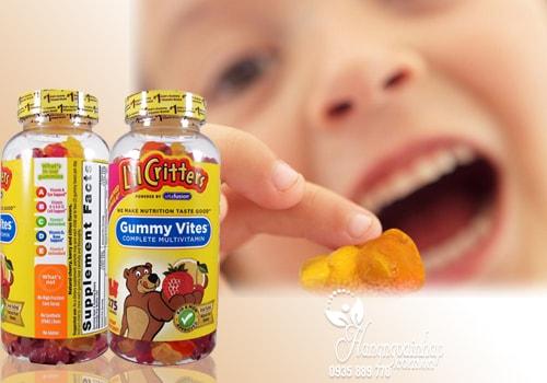 Gummy Vites Kẹo Dẻo Bổ Sung Vitamin Tổng Hợp Cho Trẻ
